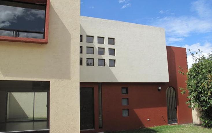 Foto de casa en venta en  , san andrés cholula, san andrés cholula, puebla, 1477629 No. 01