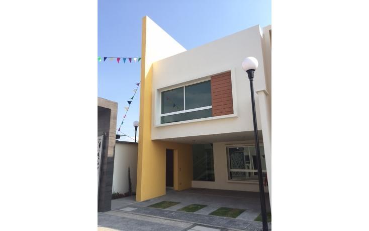 Foto de casa en venta en  , san andrés cholula, san andrés cholula, puebla, 1567643 No. 01