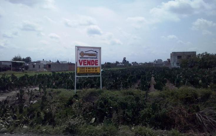 Foto de terreno habitacional en venta en  , san andr?s cholula, san andr?s cholula, puebla, 1818432 No. 01