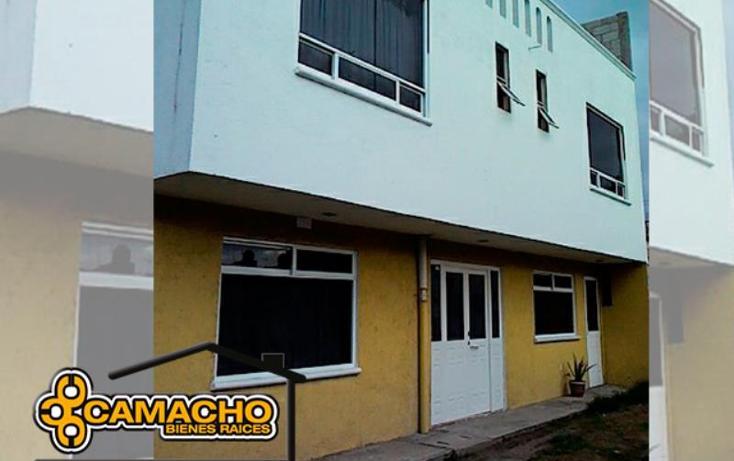 Foto de casa en venta en  , san andrés cholula, san andrés cholula, puebla, 2664547 No. 01