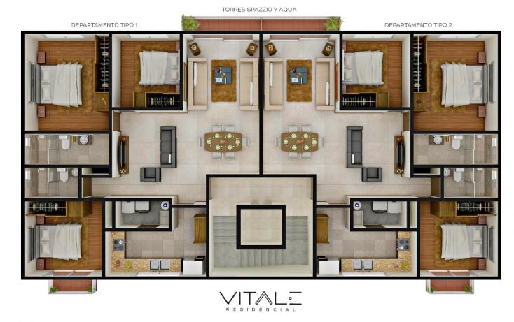 Foto de departamento en venta en, san andrés cholula, san andrés cholula, puebla, 610181 no 05