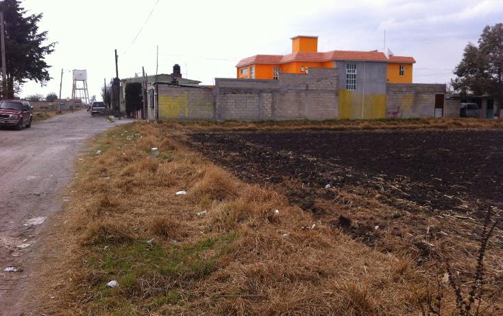 Foto de terreno habitacional en venta en  , san andrés cuexcontitlán, toluca, méxico, 1678270 No. 03