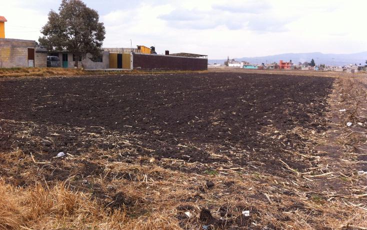 Foto de terreno habitacional en venta en  , san andrés cuexcontitlán, toluca, méxico, 1678270 No. 04