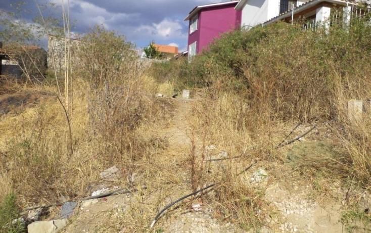 Foto de terreno habitacional en venta en  , san andres huayapam, san andrés huayápam, oaxaca, 1428053 No. 03