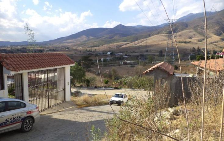 Foto de terreno habitacional en venta en  , san andres huayapam, san andrés huayápam, oaxaca, 1428053 No. 10