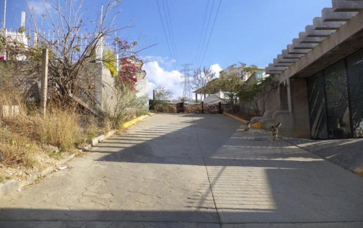 Foto de terreno habitacional en venta en  , san andres huayapam, san andrés huayápam, oaxaca, 1428053 No. 12