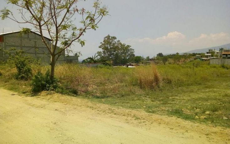 Foto de terreno habitacional en venta en, san andres huayapam, san andrés huayápam, oaxaca, 1937988 no 01