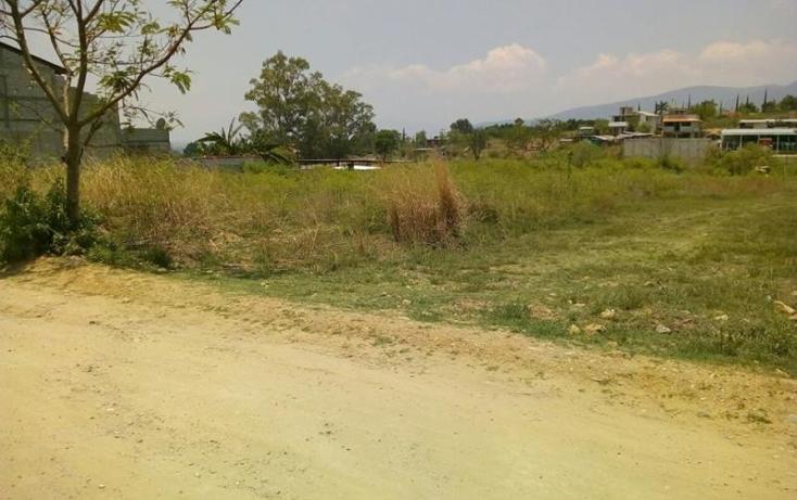 Foto de terreno habitacional en venta en  , san andres huayapam, san andr?s huay?pam, oaxaca, 1937988 No. 02