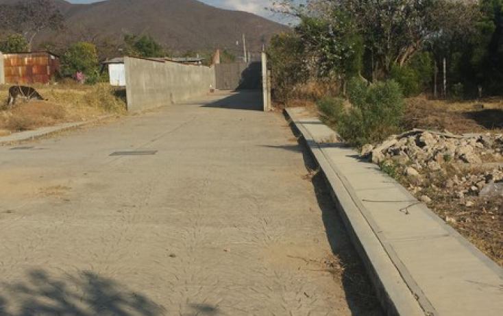 Foto de terreno habitacional en venta en, san andres huayapam, san andrés huayápam, oaxaca, 790697 no 02