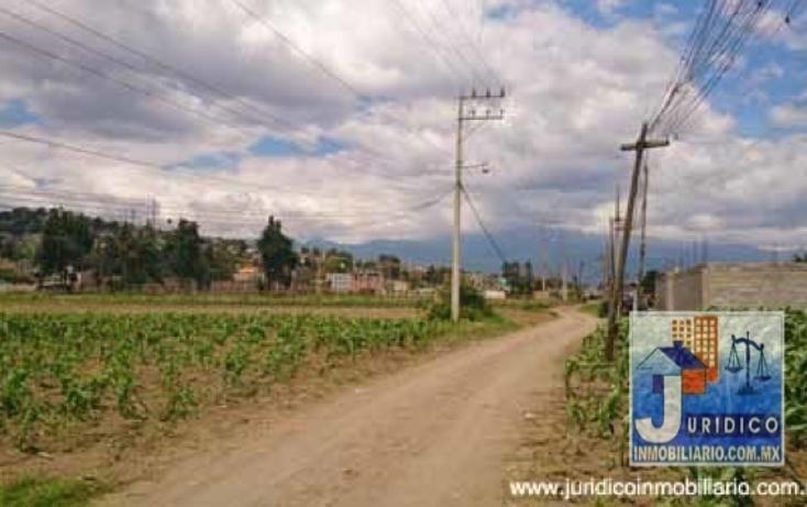 Foto de terreno habitacional en venta en  , san andrés metla, cocotitlán, méxico, 1597160 No. 01