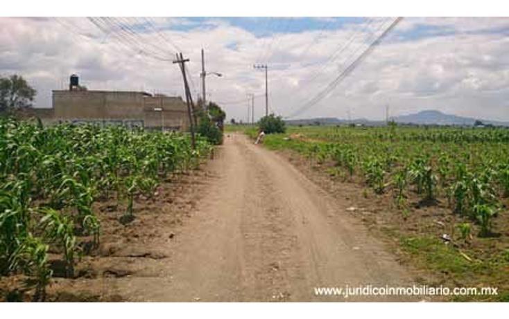 Foto de terreno habitacional en venta en  , san andrés metla, cocotitlán, méxico, 1597160 No. 04