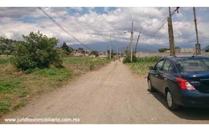 Foto de terreno habitacional en venta en  , san andrés metla, cocotitlán, méxico, 1597160 No. 05