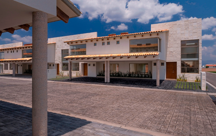 Foto de casa en venta en  , san andr?s ocotl?n, calimaya, m?xico, 1419663 No. 02