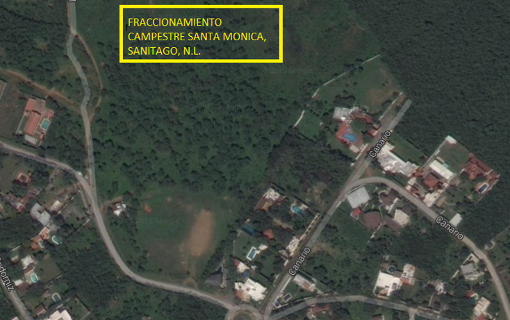 Foto de terreno habitacional en venta en  , san andres, santiago, nuevo le?n, 1279899 No. 01