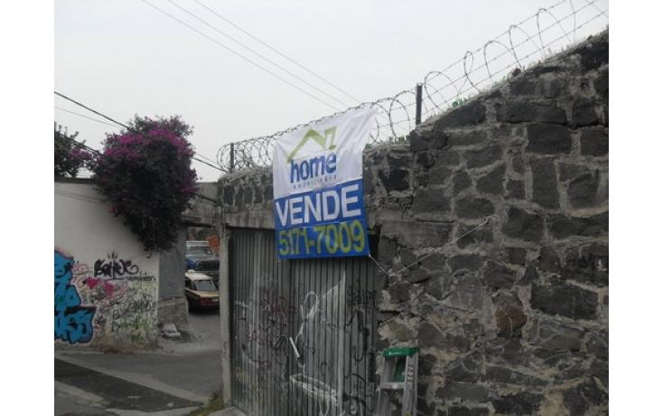 Foto de terreno habitacional en venta en, san andrés totoltepec, tlalpan, df, 565847 no 01