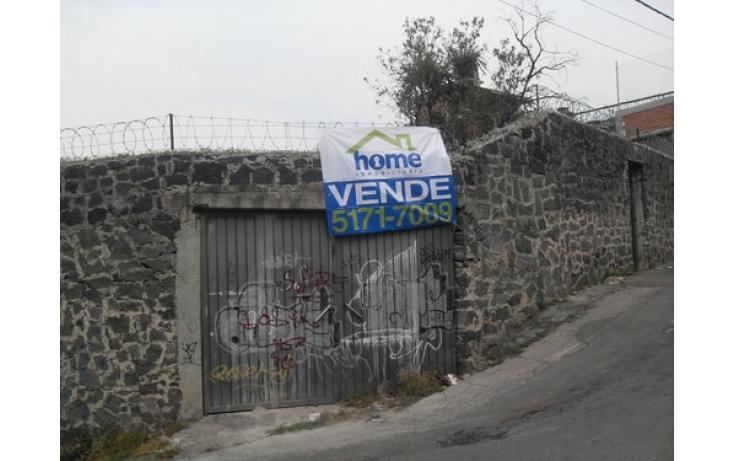 Foto de terreno habitacional en venta en, san andrés totoltepec, tlalpan, df, 565847 no 05
