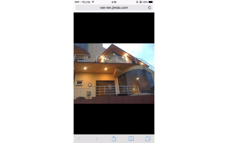 Foto de casa en venta en  , san andr?s totoltepec, tlalpan, distrito federal, 1169093 No. 15