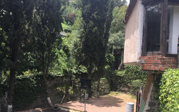 Foto de terreno habitacional en venta en  , san andrés totoltepec, tlalpan, distrito federal, 1501523 No. 03