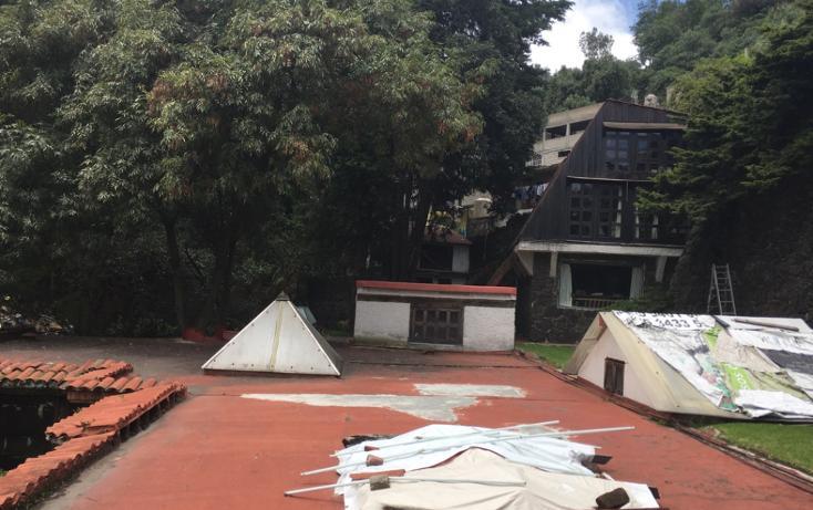 Foto de terreno habitacional en venta en  , san andrés totoltepec, tlalpan, distrito federal, 1501523 No. 09