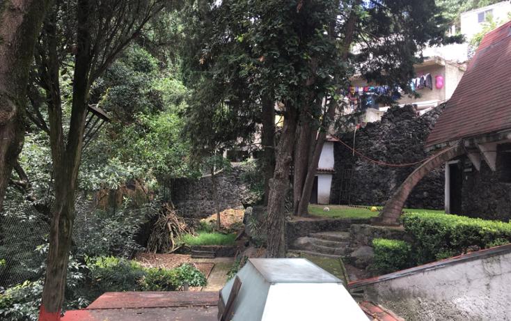 Foto de terreno habitacional en venta en  , san andrés totoltepec, tlalpan, distrito federal, 1501523 No. 10