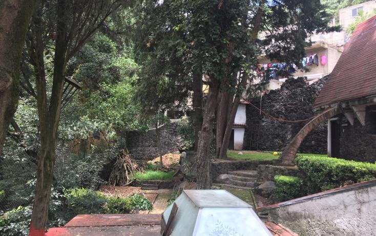 Foto de terreno habitacional en venta en  , san andrés totoltepec, tlalpan, distrito federal, 1501523 No. 11