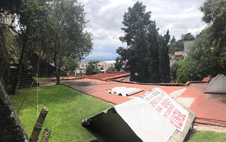 Foto de terreno habitacional en venta en  , san andrés totoltepec, tlalpan, distrito federal, 1501523 No. 15