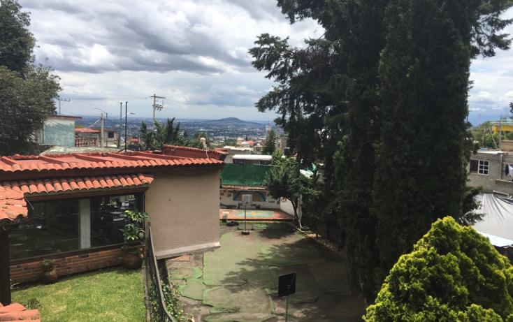 Foto de terreno habitacional en venta en  , san andrés totoltepec, tlalpan, distrito federal, 1501523 No. 16