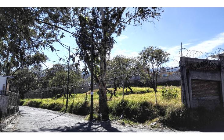 Foto de terreno habitacional en venta en  , san andr?s totoltepec, tlalpan, distrito federal, 1606294 No. 02