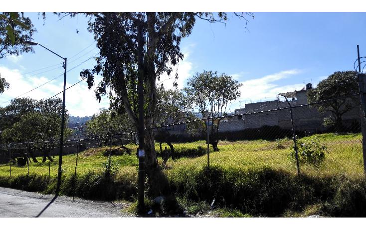 Foto de terreno habitacional en venta en  , san andr?s totoltepec, tlalpan, distrito federal, 1606294 No. 03