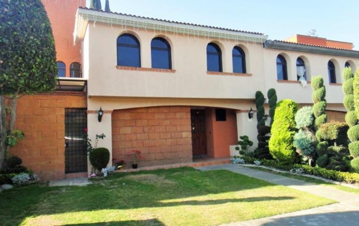 Foto de casa en venta en  , san andr?s totoltepec, tlalpan, distrito federal, 1619504 No. 01