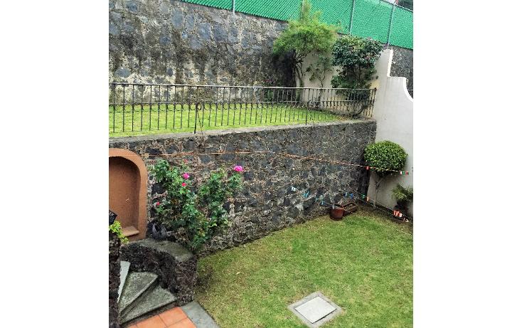 Foto de casa en venta en  , san andr?s totoltepec, tlalpan, distrito federal, 1619504 No. 29
