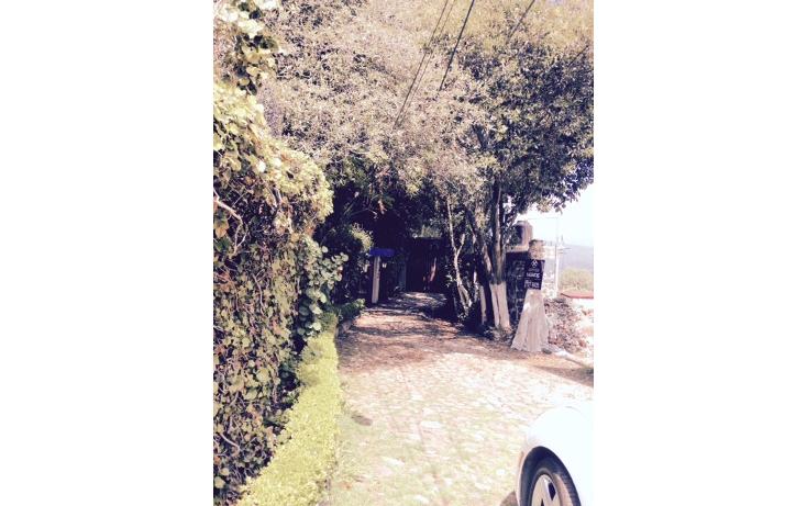 Foto de terreno habitacional en venta en  , san andrés totoltepec, tlalpan, distrito federal, 1638100 No. 02