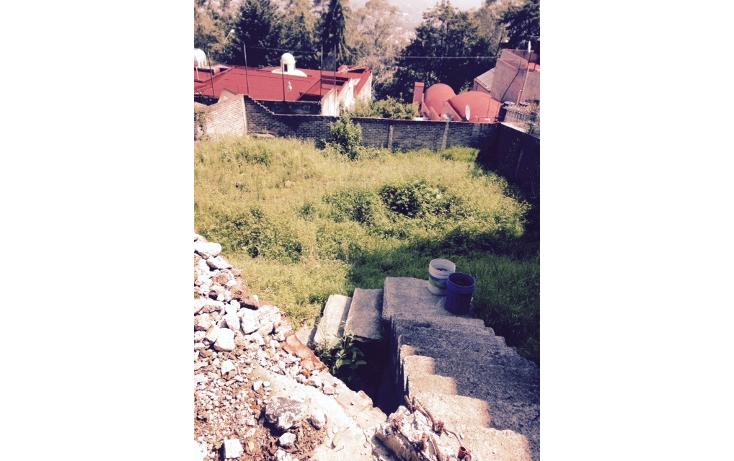 Foto de terreno habitacional en venta en  , san andrés totoltepec, tlalpan, distrito federal, 1638100 No. 03
