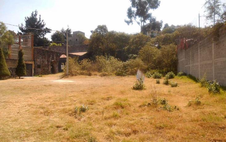 Foto de terreno habitacional en venta en  , san andrés totoltepec, tlalpan, distrito federal, 1706608 No. 02