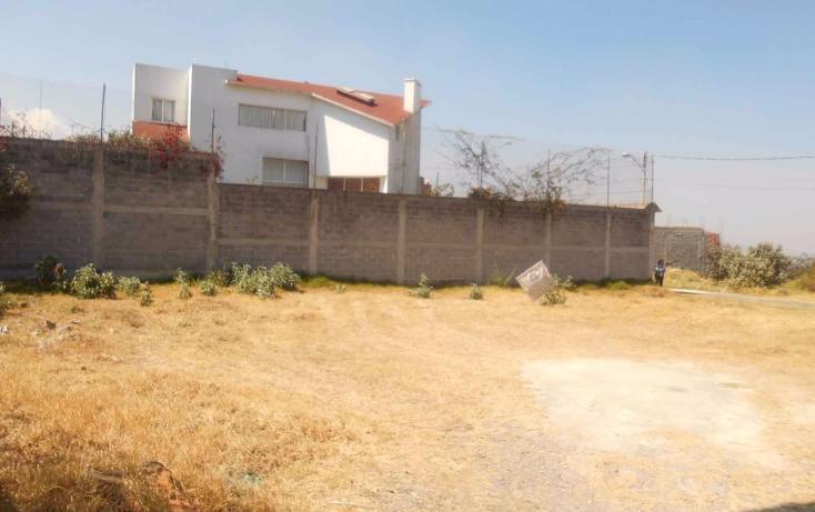 Foto de terreno habitacional en venta en  , san andrés totoltepec, tlalpan, distrito federal, 1706608 No. 04