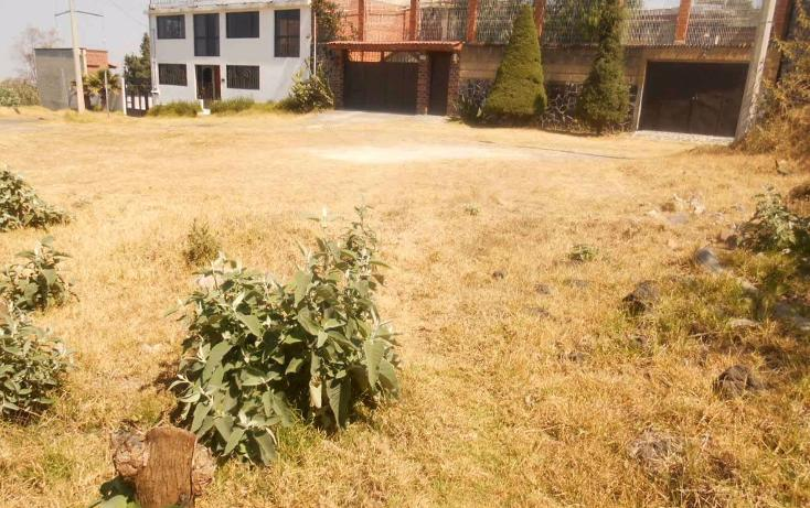 Foto de terreno habitacional en venta en  , san andrés totoltepec, tlalpan, distrito federal, 1706608 No. 05
