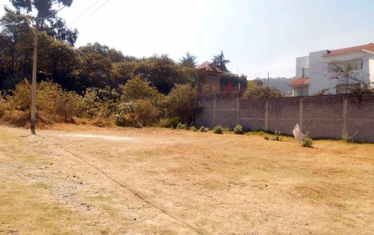 Foto de terreno habitacional en venta en  , san andrés totoltepec, tlalpan, distrito federal, 1857776 No. 03