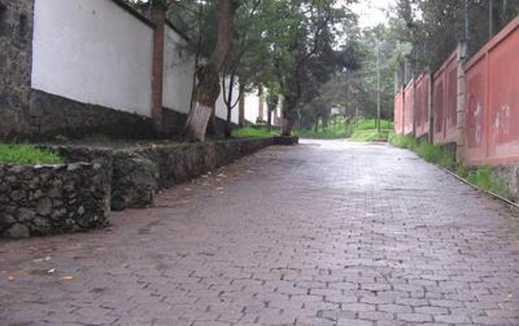 Foto de terreno habitacional en venta en  , san andrés totoltepec, tlalpan, distrito federal, 941923 No. 01