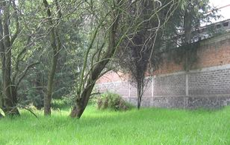 Foto de terreno habitacional en venta en  , san andrés totoltepec, tlalpan, distrito federal, 941923 No. 02