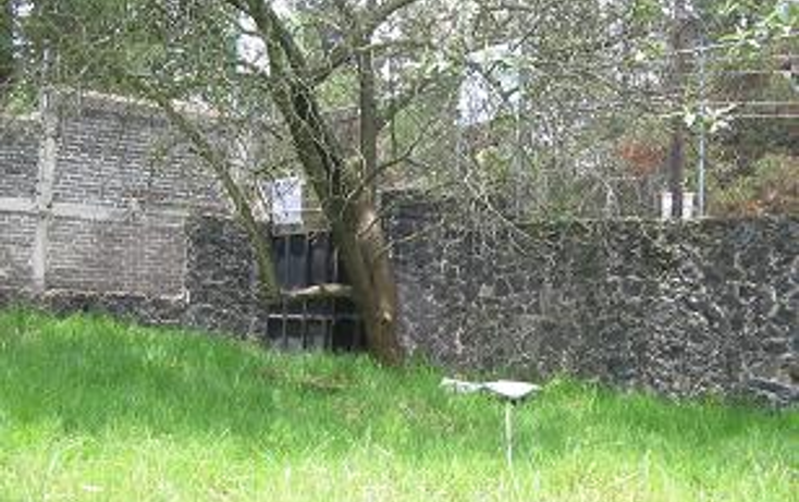 Foto de terreno habitacional en venta en  , san andrés totoltepec, tlalpan, distrito federal, 941923 No. 03