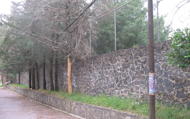 Foto de terreno habitacional en venta en  , san andrés totoltepec, tlalpan, distrito federal, 941923 No. 06