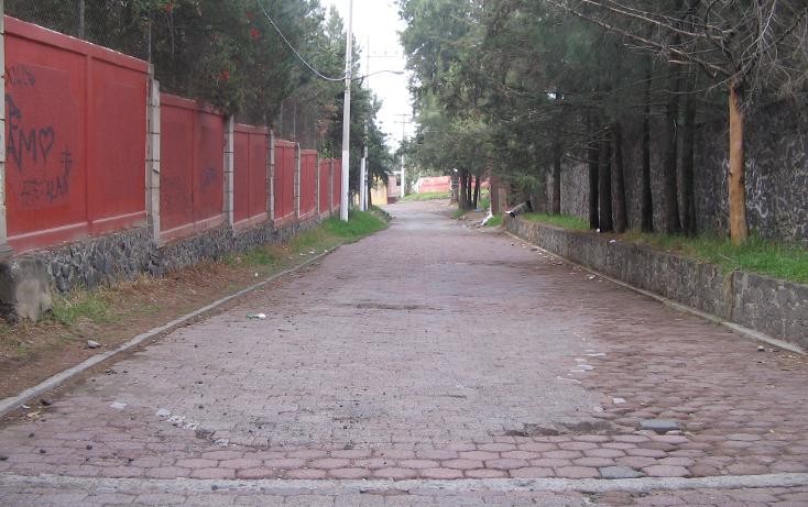 Foto de terreno habitacional en venta en  , san andrés totoltepec, tlalpan, distrito federal, 941923 No. 07