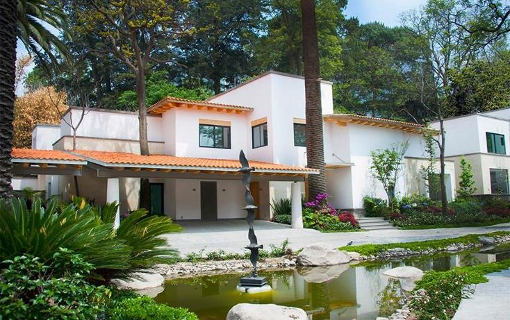 Foto de casa en venta en  , san angel, álvaro obregón, distrito federal, 1041757 No. 02