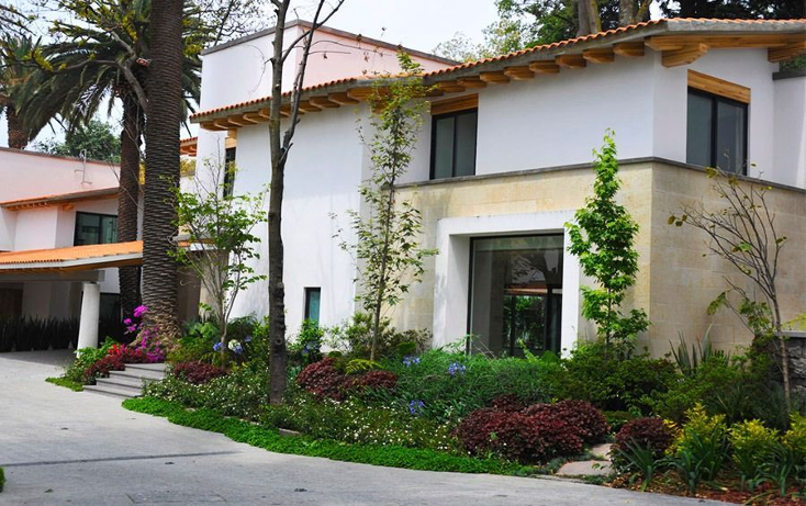 Foto de casa en venta en  , san angel, álvaro obregón, distrito federal, 1041757 No. 03