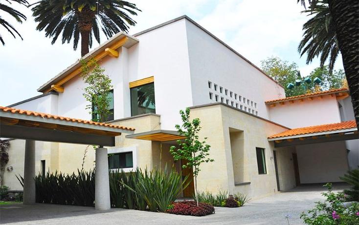 Foto de casa en venta en  , san angel, álvaro obregón, distrito federal, 1041757 No. 04