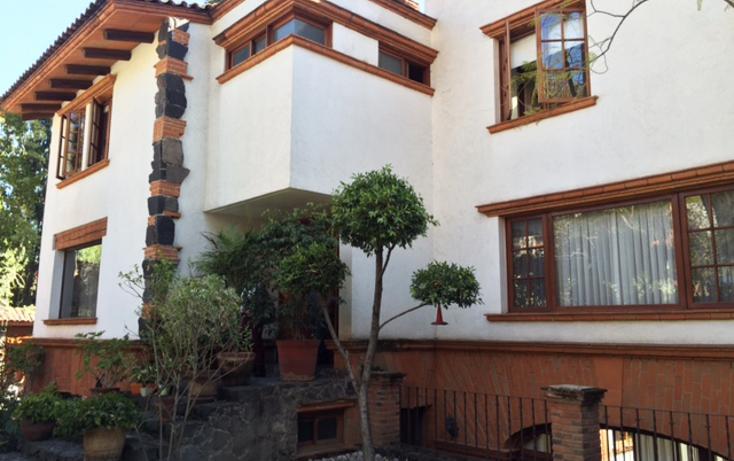 Foto de casa en venta en  , san angel, álvaro obregón, distrito federal, 1555452 No. 01