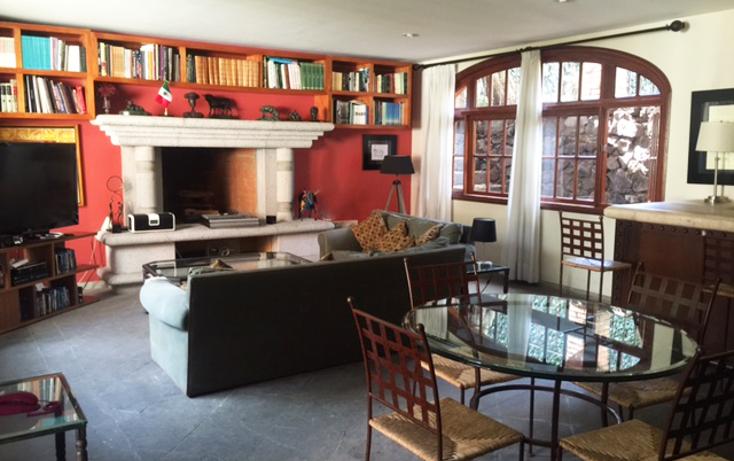 Foto de casa en venta en  , san angel, álvaro obregón, distrito federal, 1555452 No. 04