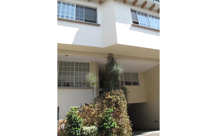 Foto de casa en renta en  , san angel, ?lvaro obreg?n, distrito federal, 1588518 No. 01