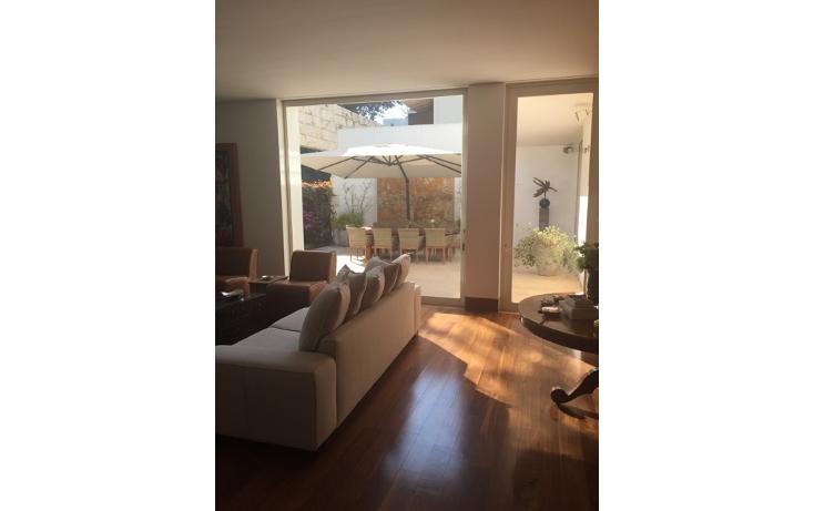 Foto de casa en renta en  , san angel, álvaro obregón, distrito federal, 1636260 No. 04
