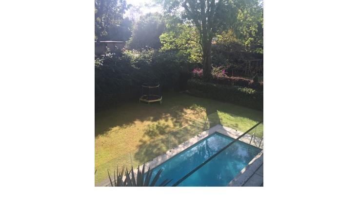 Foto de casa en renta en  , san angel, álvaro obregón, distrito federal, 1636260 No. 18